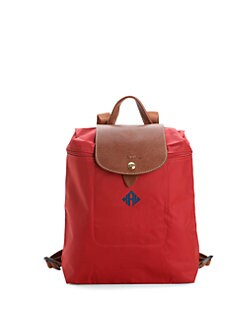 Longchamp - Personalized Le Pliage Backpack