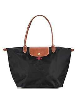 Longchamp - Personalized Le Pliage Tote