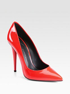 Giuseppe Zanotti - Patent Leather Pumps