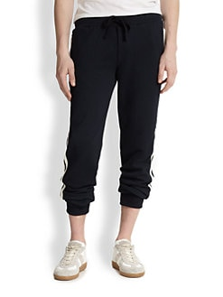 Dolce & Gabbana - Cotton Track Pants