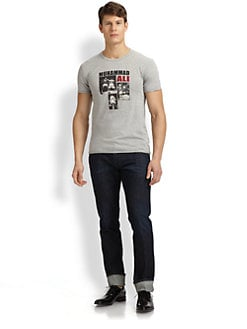 Dolce & Gabbana - Graphic Cotton Tee