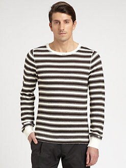 Dolce & Gabbana - Striped Top