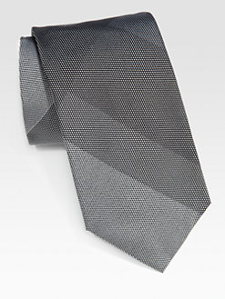 Armani Collezioni - Retro Silk Tie