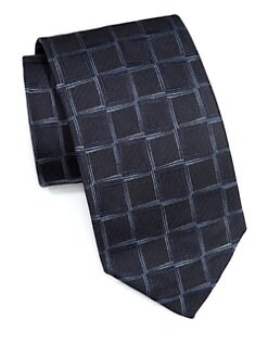 Armani Collezioni - Painted Box Silk Tie