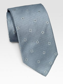 Armani Collezioni - Patterned Silk Tie