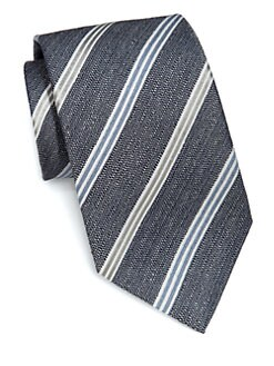 Armani Collezioni - Striped Tie