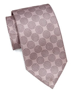 Armani Collezioni - Printed Silk Tie