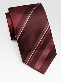 Armani Collezioni - Tonal Striped Tie