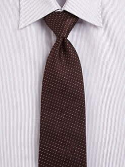 Armani Collezioni - Neat Silk Tie