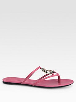 Gucci - Thong Flat Sandals