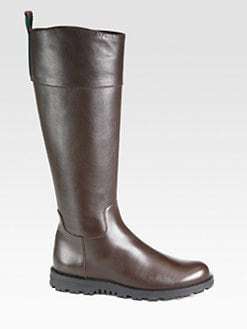 Gucci - Leather Boots