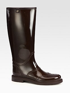 Gucci - Aberdeen Rain Boots