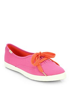 Kate Spade New York - Pointer Canvas Keds Sneakers