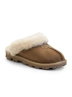 UGG Australia - Coquette Sheepskin Slippers