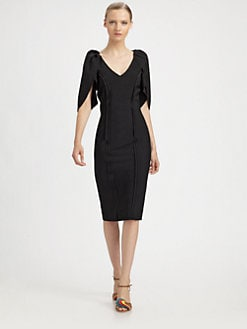 Fendi - Wool Dress