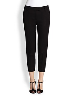 Fendi - Cropped Slim Pants