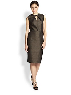 Fendi - Spotted Dress