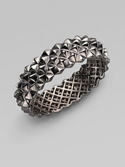 Stephen Webster - Blackened Sterling Silver Bracelet