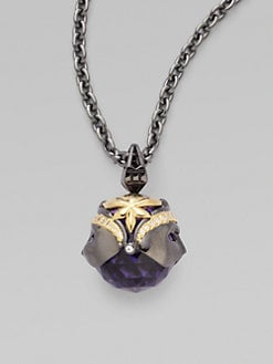 Stephen Webster - Gemini Astro Pendant Necklace