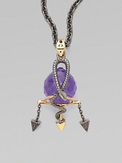 Stephen Webster - Libra Astro Pendant Necklace