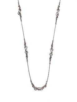 Stephen Webster - Forget Me Knot Barb Station Necklace