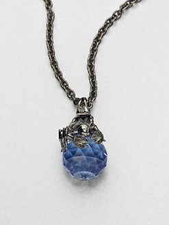 Stephen Webster - Scorpio Astro Crystal Ball Pendant Necklace