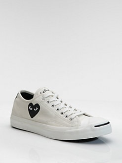 Comme des Garcons - Comme des Garcons Play Jack Purcell Sneakers