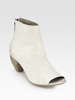 Marsell - Leather Ankle Boots