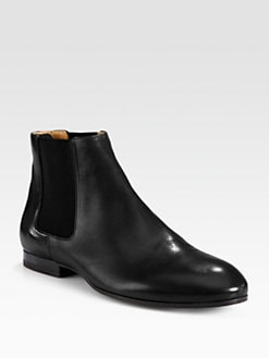 Jil Sander - Leather Ankle Boots