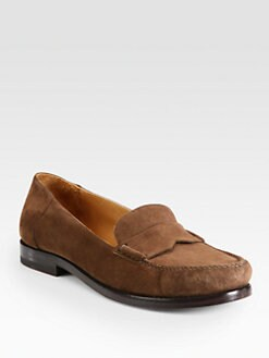 Jil Sander - Suede Loafers