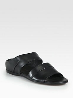 Costume National - Leather Sandals