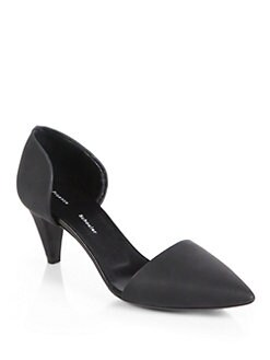 Proenza Schouler - Leather d'Orsay Pumps