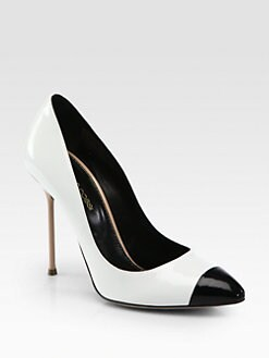 Sergio Rossi - Patent Leather Pumps