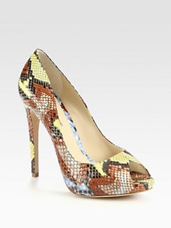 Alexandre Birman - Python Platform Pumps