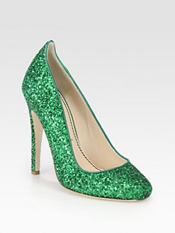 Jerome C. Rousseau - Aizza Glitter Pumps