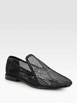 Junya Watanabe - Nylon Mesh Loafers