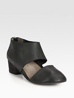 Marsell - Minnie Leather Ankle Boots