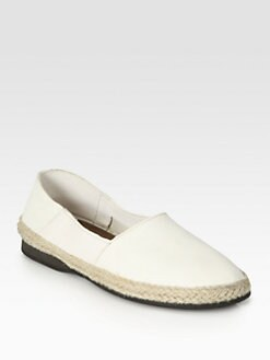 Pollini - Leather Espadrilles