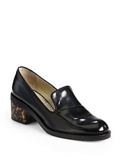 Stella McCartney - Corinne Faux Leather Loafers