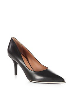 Givenchy - Leather Pumps