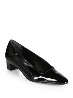 Robert Clergerie - Garry Patent Leather Pumps