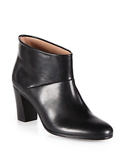 Maison Martin Margiela - Leather Ankle Boots