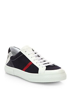 Burberry - Trevol Low-Top Sneakers