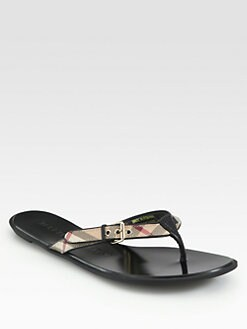 Burberry - Parsons Flip Flops