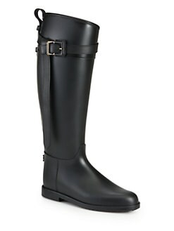 Burberry - Riding Rain Boots
