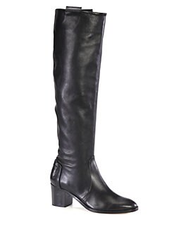 Reed Krakoff - Leather Knee-High Boots