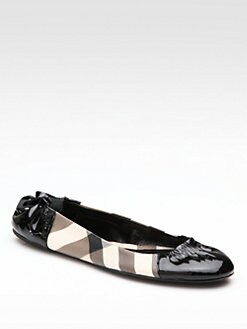 Burberry - Soft Ballet Flats