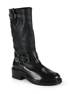 Belstaff - Fulston Leather Boots