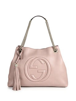 Gucci - Soho Medium Leather Tote