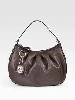 Gucci - Sukey Medium Guccissima Hobo